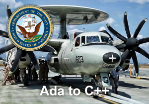 Ada to C++ - DSR Inc. / E-2C Aircraft