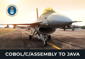 COBOL to Java - US Air Force SBSS ILS-S Modernization