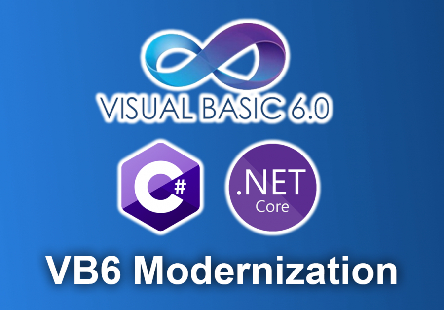 Code Modernization: Focus on Visual Basic 6 (VB6)