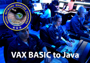 VAX Basic to J2EE - SAIC / NETWARCOM