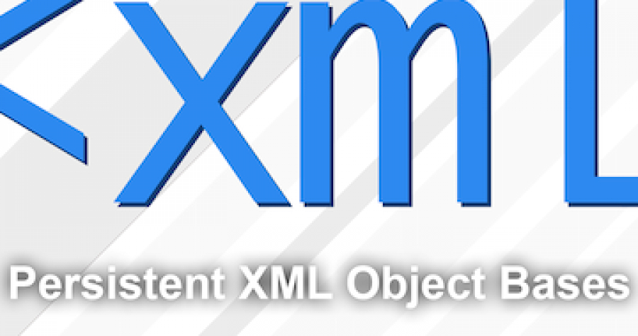 TSRI XML Tools: Persistent Object Bases & Common Model Exchange