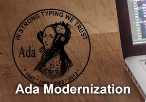 Code Modernization: Focus on ADA